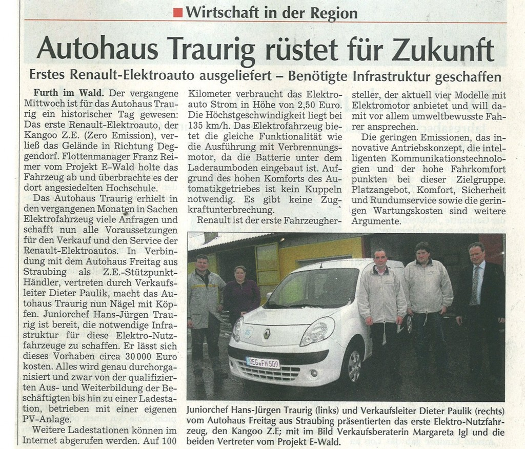 Autohaus Traurig