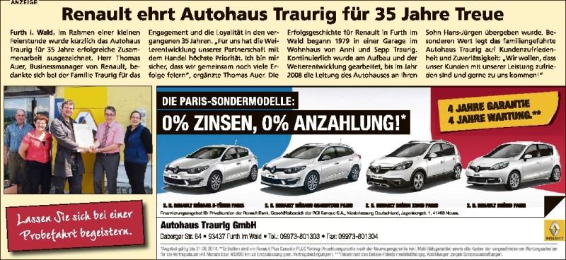 Autohaus Traurig